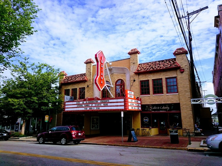 Buskirk-Chumley Theater | © Poren Chiang/Flickr