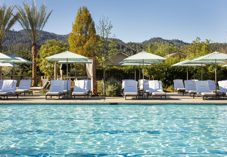 Solage, Luxury Hotel, Napa Valley, California