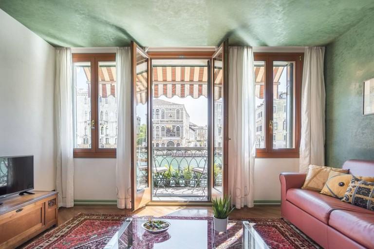Casa Zucchi, Venice