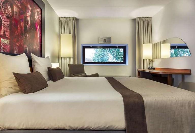 City Hotel Groningen, Netherlands.