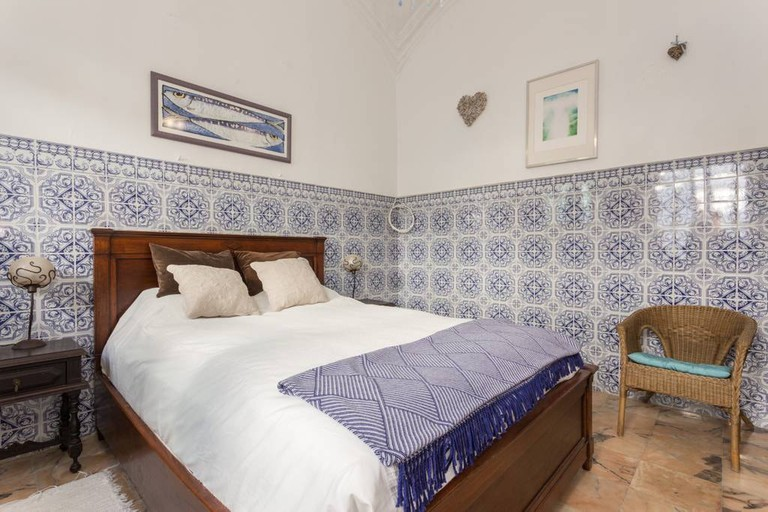 A room in Olhao TownHouse