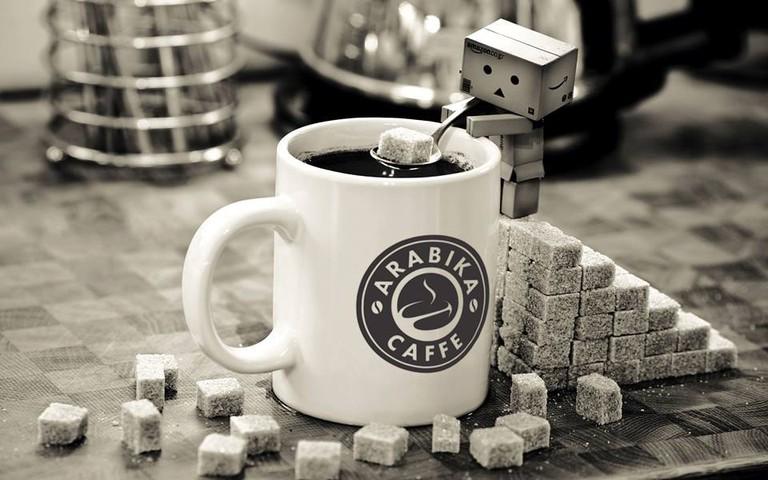 Grab a cup of the good stuff at Caffe Arabika in Kruševac
