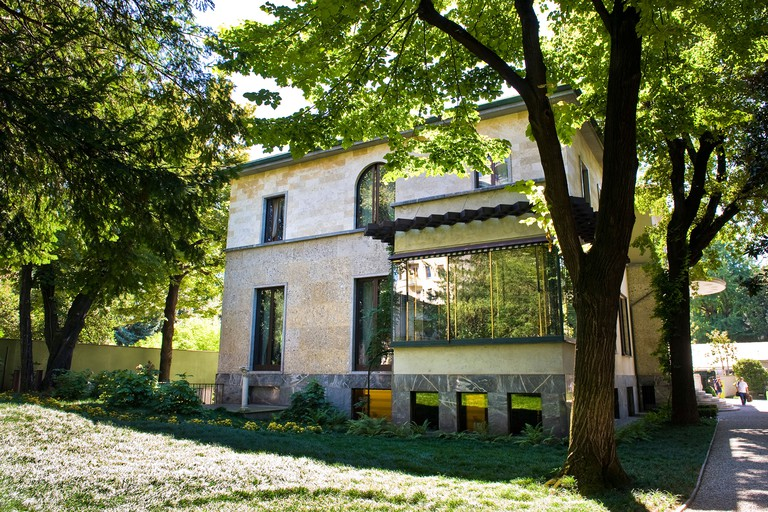 Villa Necchi, Necchi house, Milan, Italy