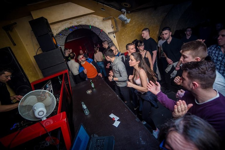 The Code is one of Subotica's most popular venues