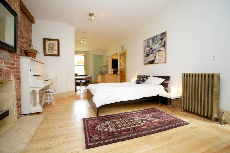Eco studio:loft in Mile-End:Plateau