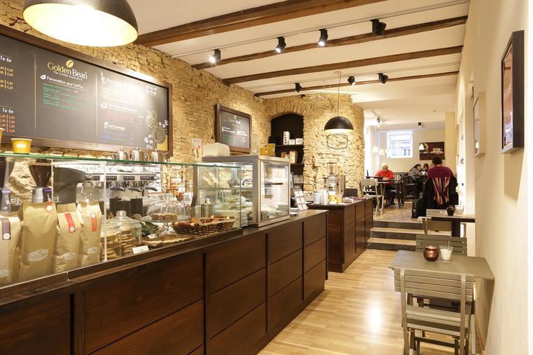 Golden Bean Coffee Experience