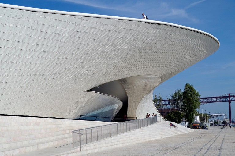 MAAT, Lisbon, Portugal, new wing, architects AL_A