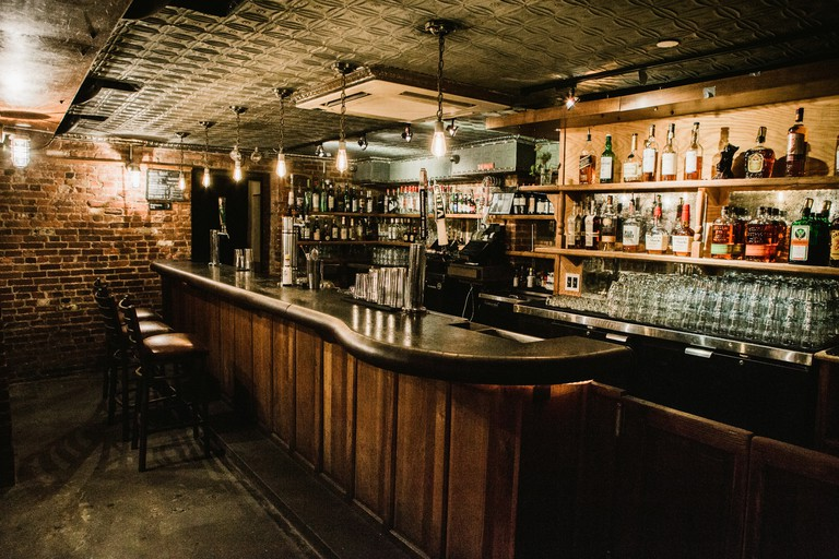 Von offers a variety of wines and cocktails