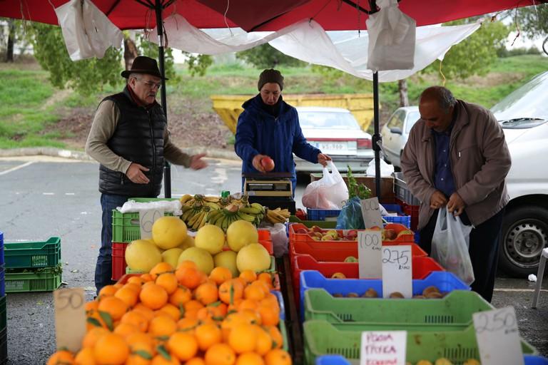 OHI Market Nicosia