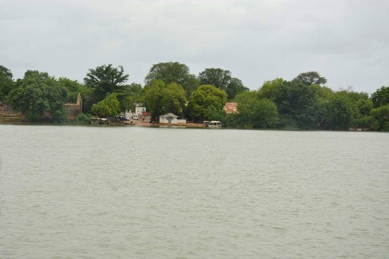 Island town of Janjanbureh