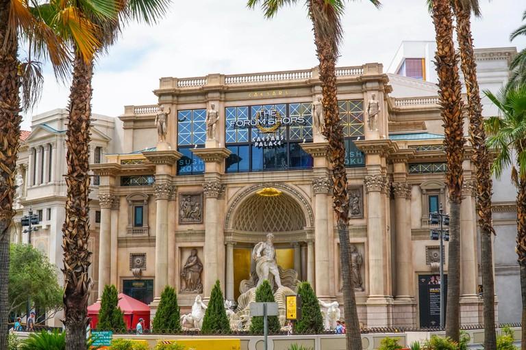 The Forum shops at Las Vegas Boulevard - LAS VEGAS - NEVADA