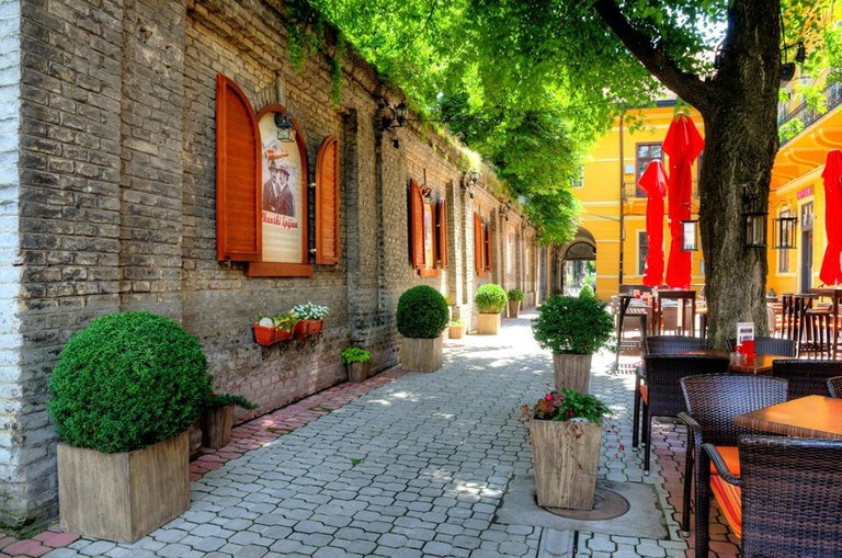 There are stories to be told at Kafe Priča in Subotica