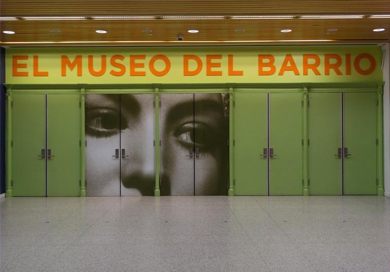 El Museo del Barrio in Manhattan NYC