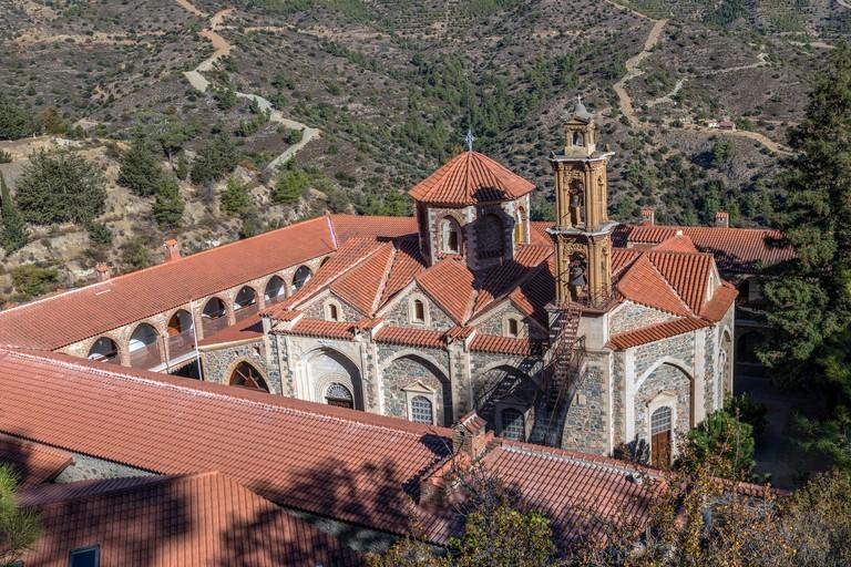 Machairas Monastery, Nicosia, Cyprus