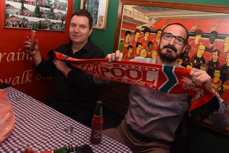 Koppites will be in their element at Subotica's Liverpool Pub
