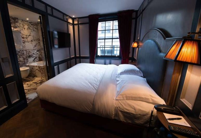 Mimi's Hotel Soho offers rooms ranging from tiny singles to suites