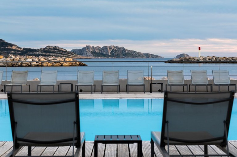 Stay near the sea at the nhow Marseille