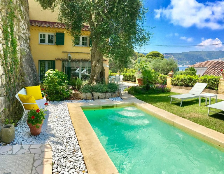 Nice villa with sea view  © Airbnb