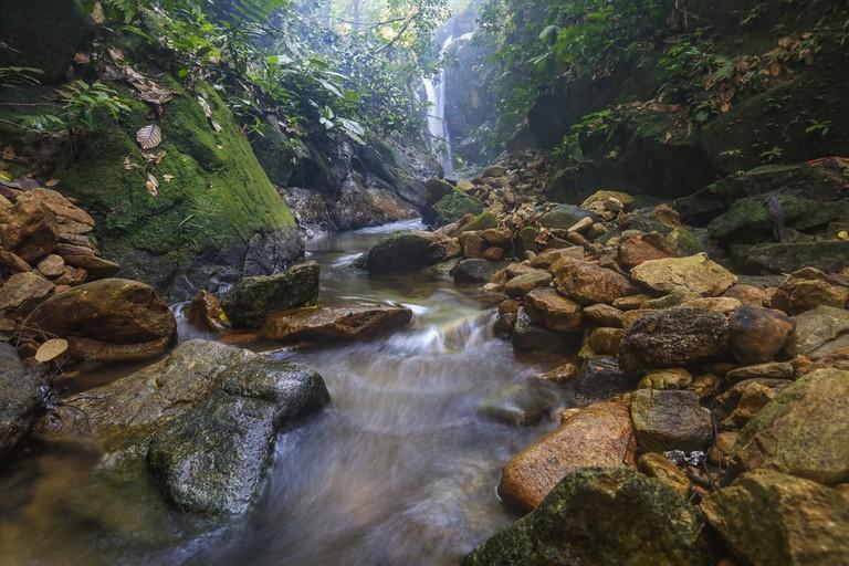 Sungai Kanching, Rawang, Selangor, Malaysia