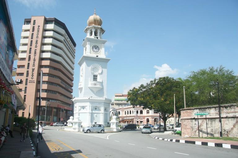 clock towers in malaysia