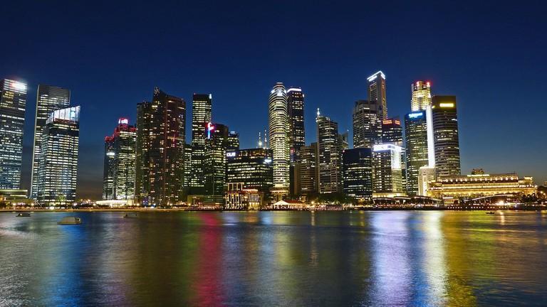 Singapore enjoys extremely fast internet speeds