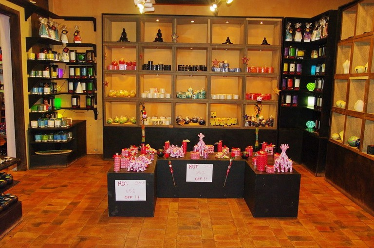Swazi Candles gift shop