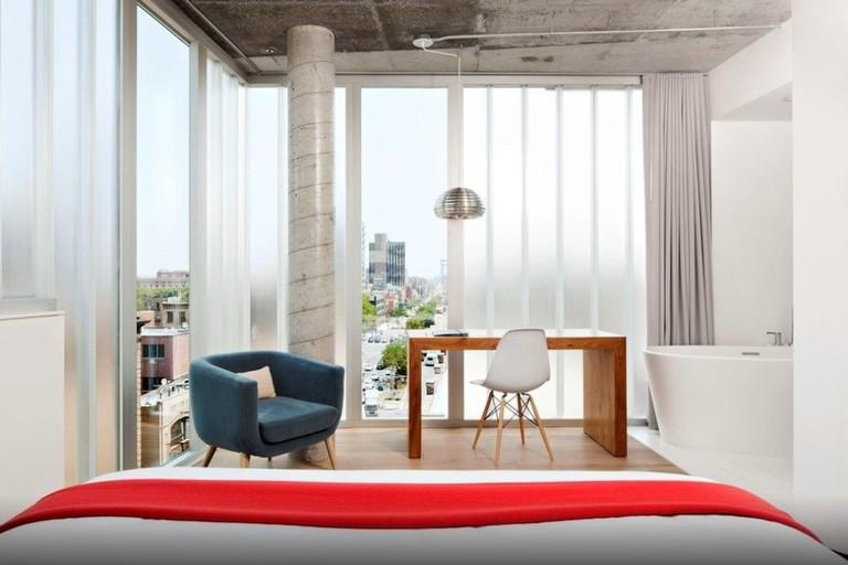 The Nolitan's modern design makes it one of the best hotels in Lower Manhattan