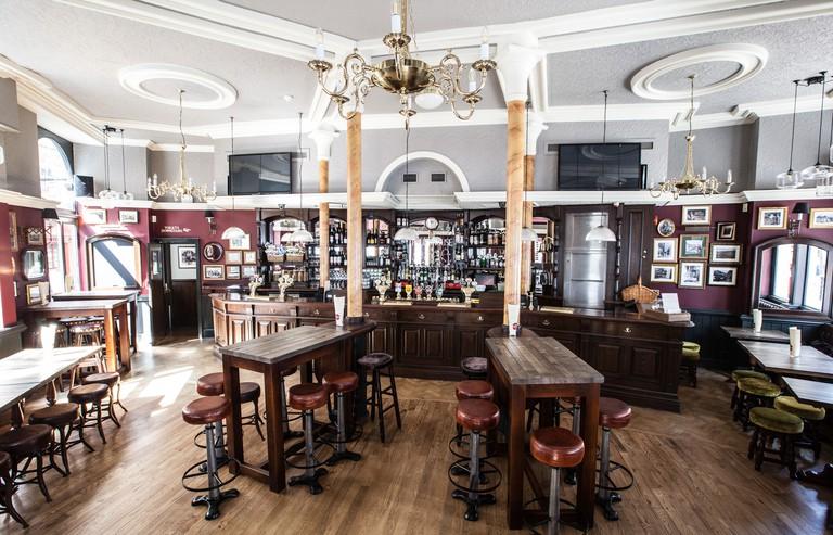 The Round House pub