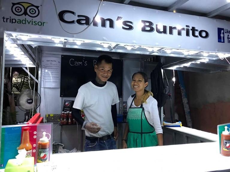 Cam's Burrito