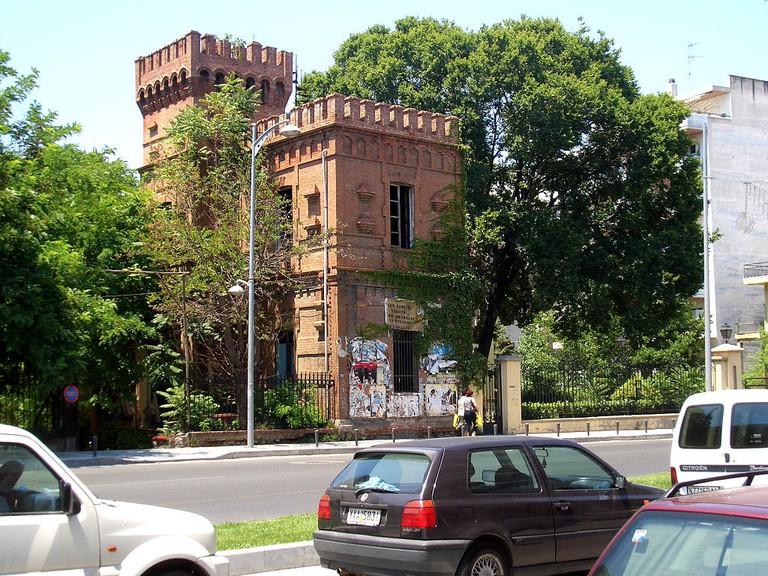 , Chateau Mon Bonheur (The Tower of Eftichia)