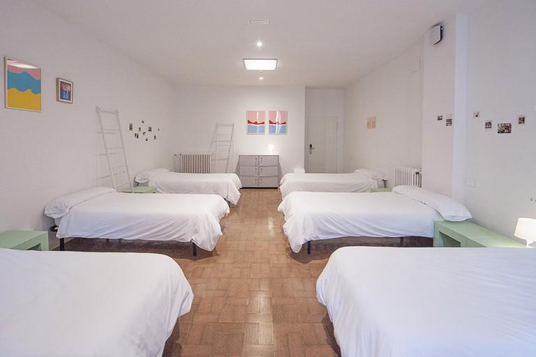 vA Room in the City, San Sebastian