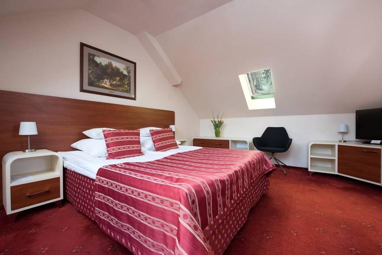 Stylish rooms at Hotel Żubrówka, Białowieża | © Hotel Żubrówka