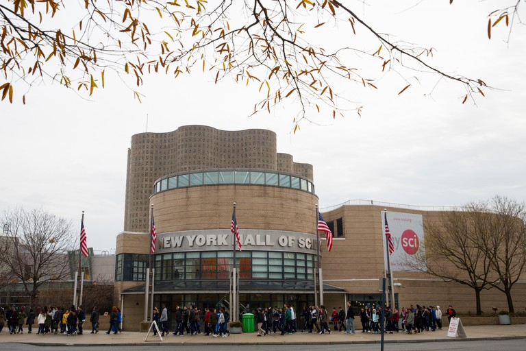 Google Field Trip Days at New York Hall of Science in Queens, New York