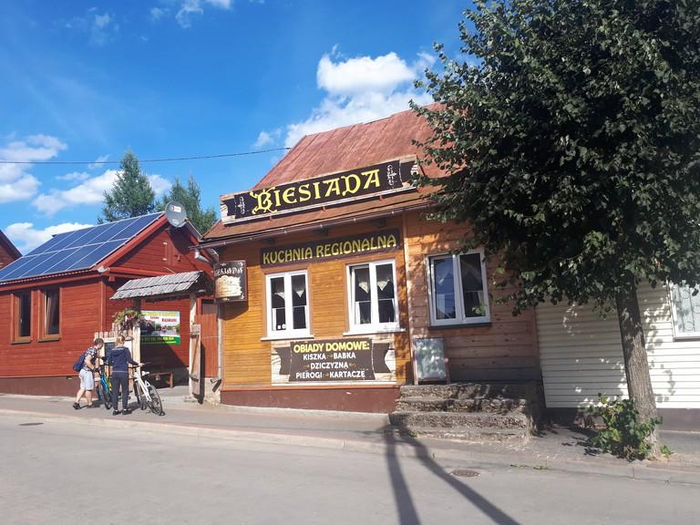 Bar Biesiada, Białowieża   © Northern Irishman in Poland