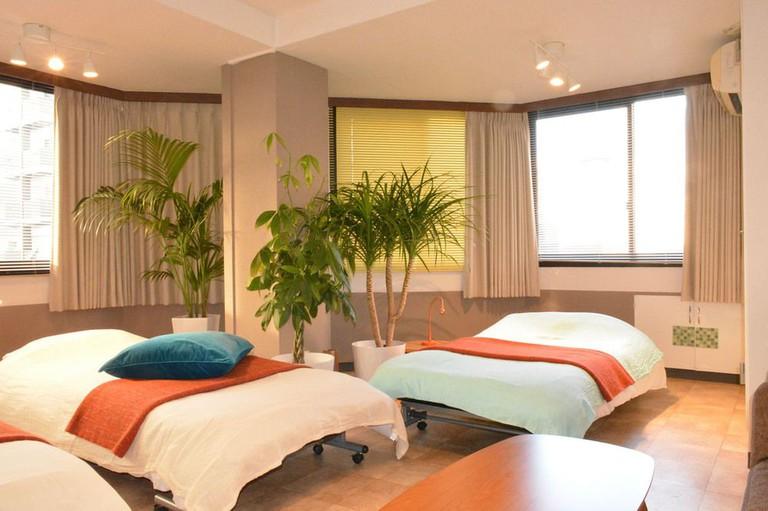 Guest room at Sakura La An