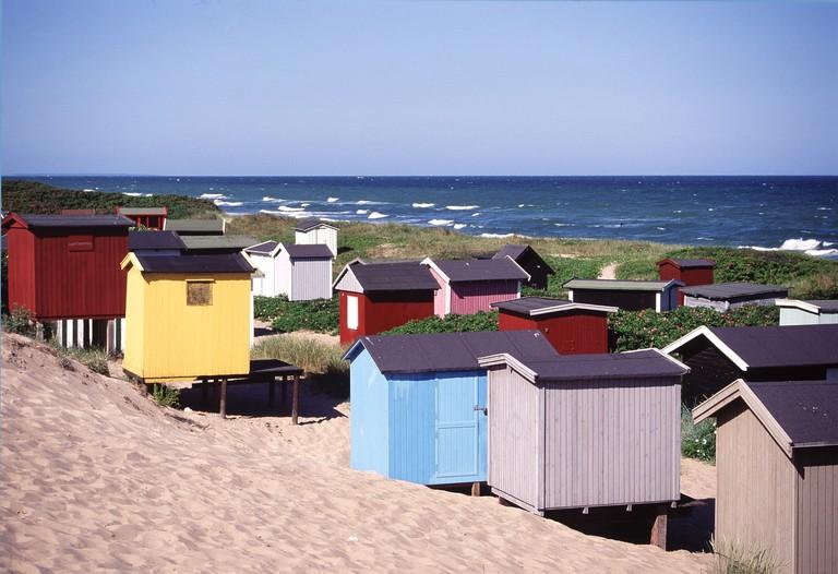 Tisvildeleje beach-north zealand-Danish Riviera