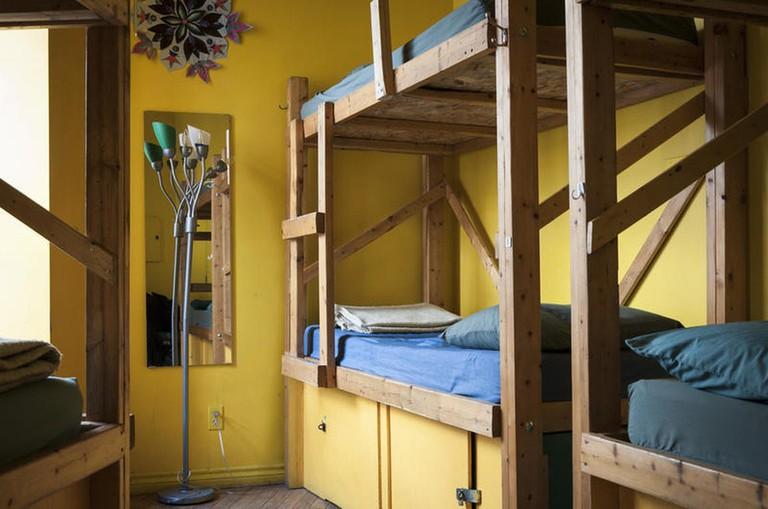 alternative hostel