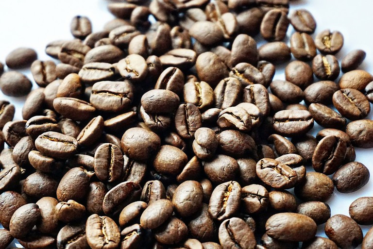 Coffee beans © Kate Ter Haar / Flickr