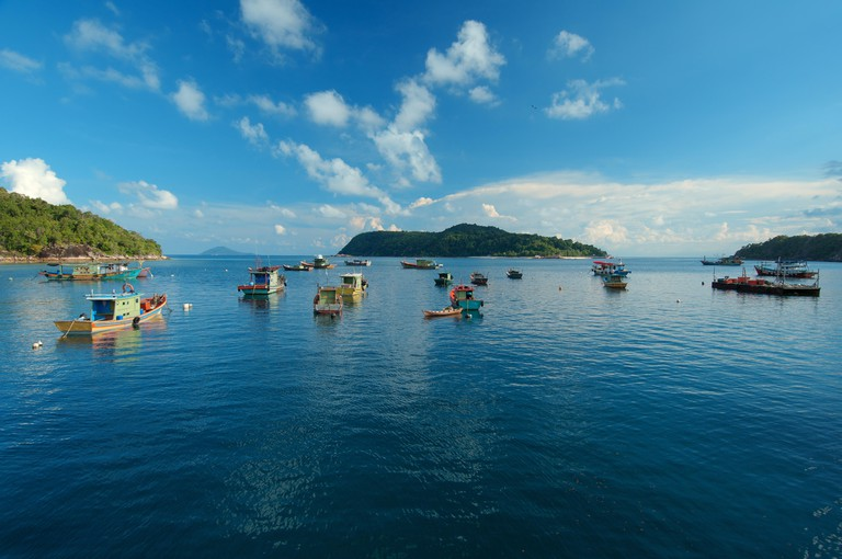 Redang Island, Malaysia.