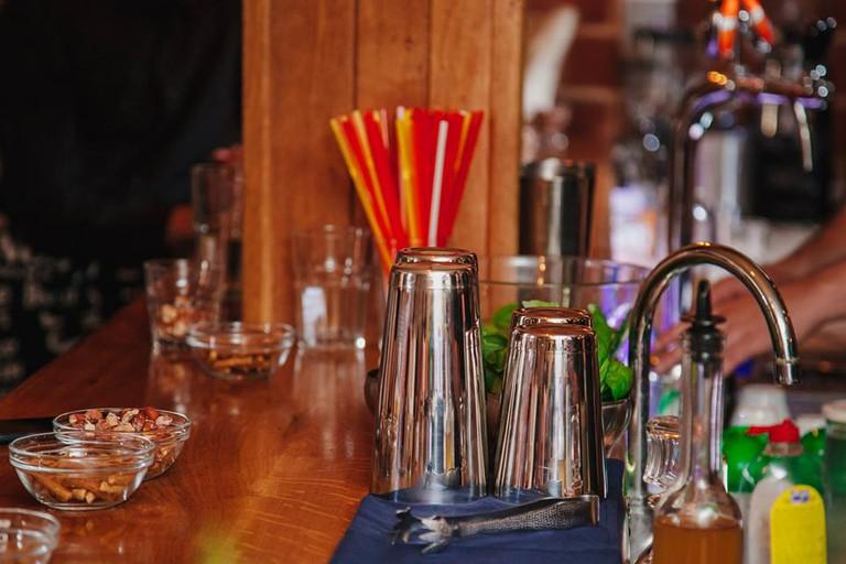 Cocktails await at Govornica in Valjevo, Serbia