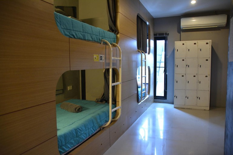 Dorm at Hubb Hostel Phuket Airport