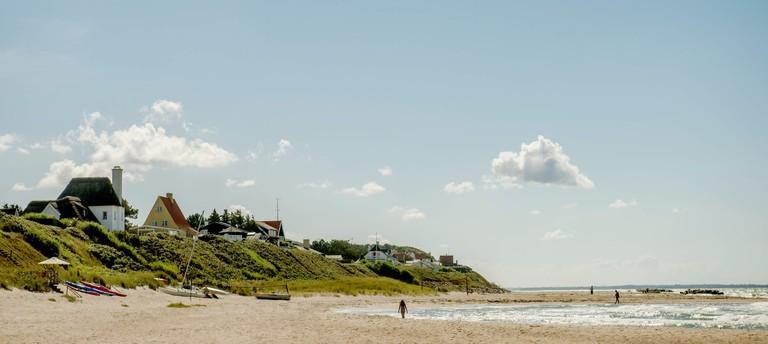 Liseleje Beach-North Zealand-Denmark