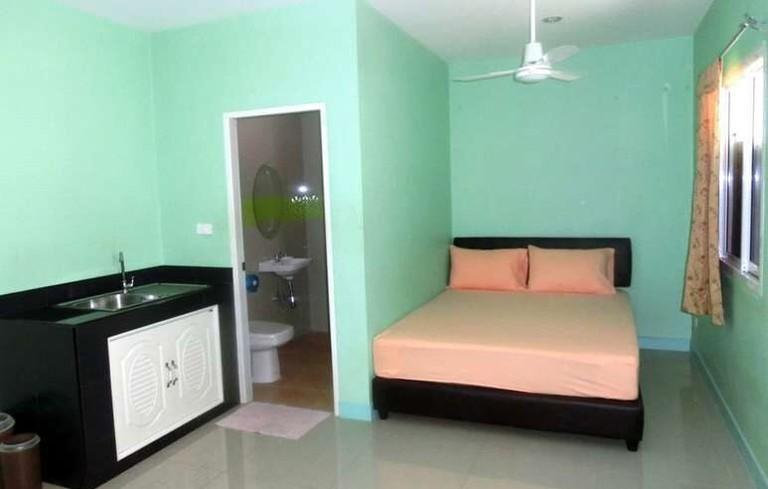 Room at Pek House, Phuket