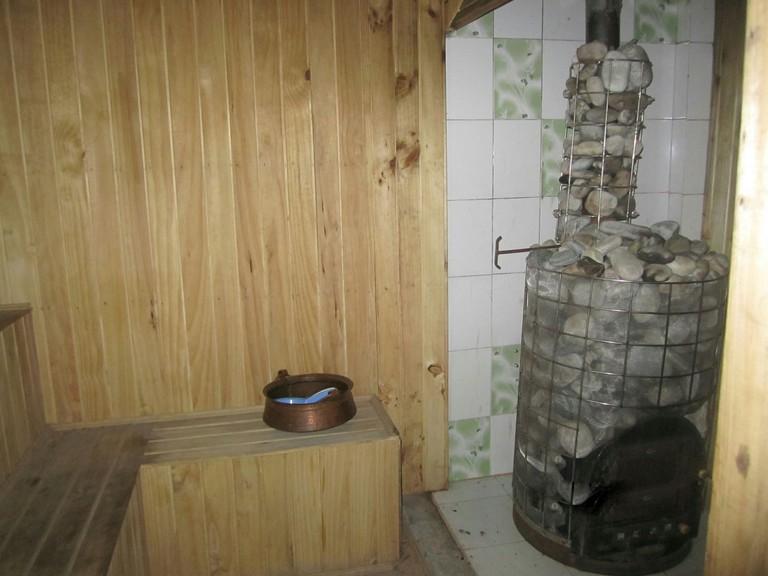 Samsara sauna