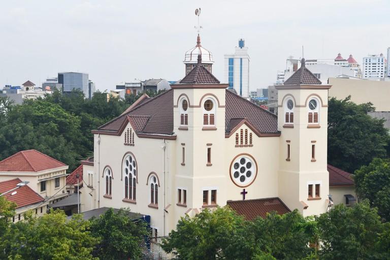Church GPIB Pniel Jakarta, Indonesia.