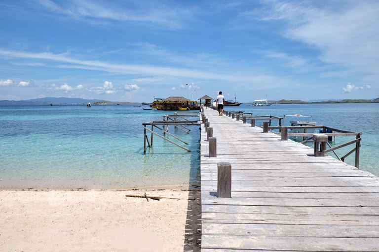 Kanawa Island Flores Sea, Nusa Tenggara, Labuan Bajo Indonesia