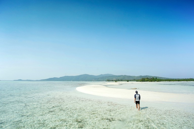 Menjangan Island, Karimunjawa, Indonesia