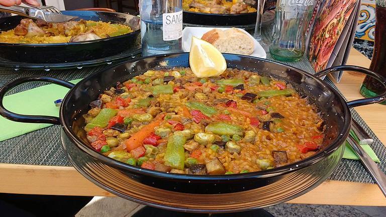Vegetarian_paella_