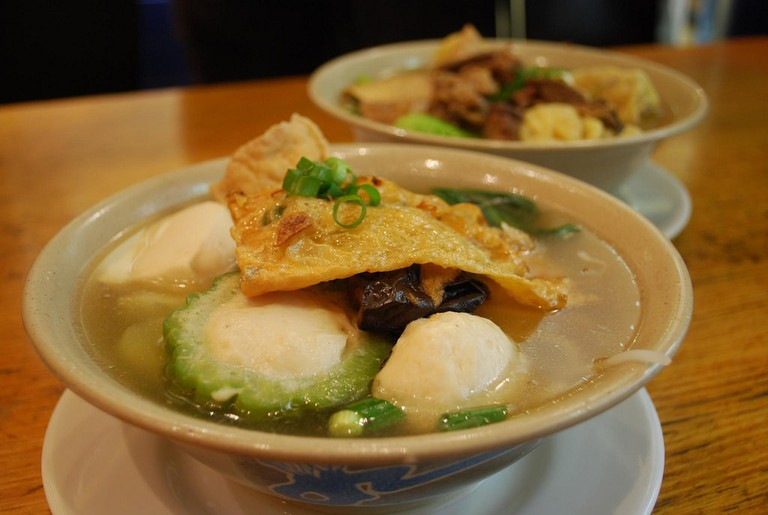 Yong tofu © Alpha / Flickr
