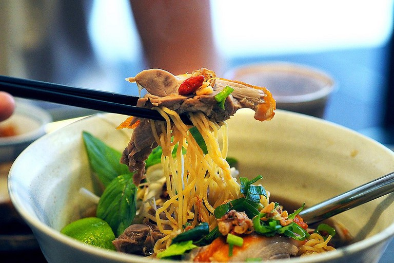 best food stalls in malacca